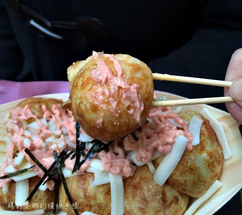 大阪美食 章魚燒道樂 WANAKA@心齋橋/難波