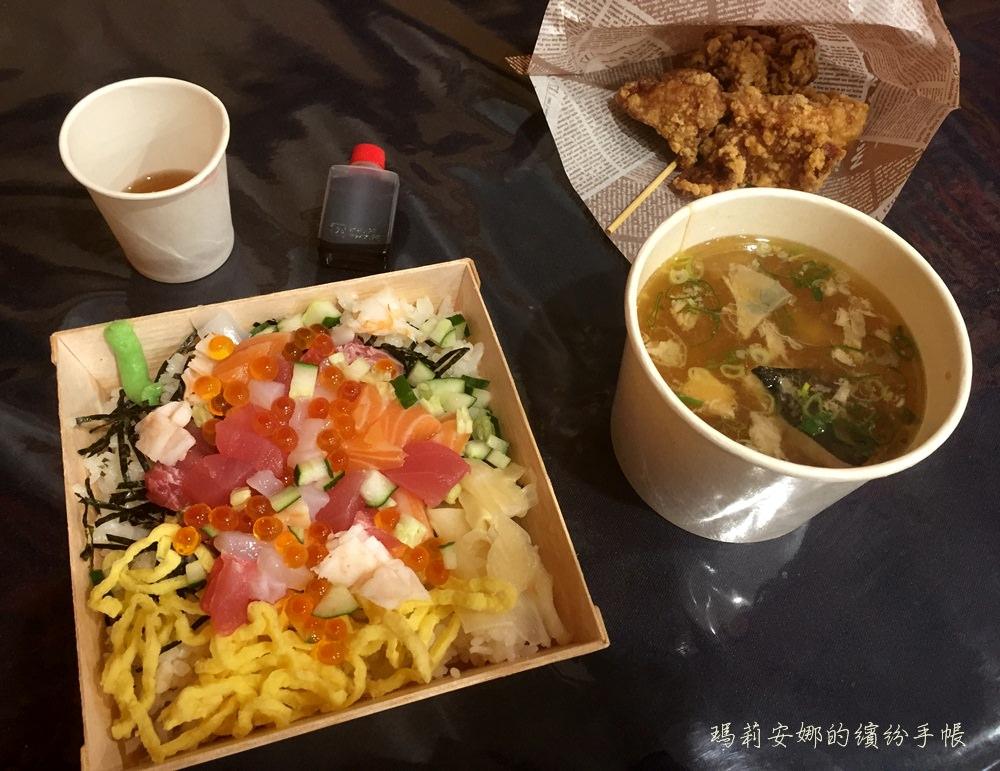台中北區美食 日本美食物產大展-日本大廚親自來台料理@中友百貨