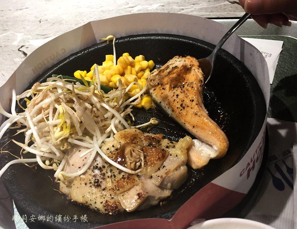 台中北區美食|胡椒廚房 鐵板料理DIY @中友百貨