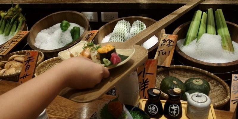 台中北屯美食 樂座爐端燒-船槳送餐 美味日本料理就在眼前料理@崇德店