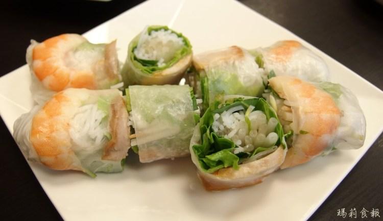 台中北屯 肯特越式料理 崇德路美食 平價 道地的好滋味