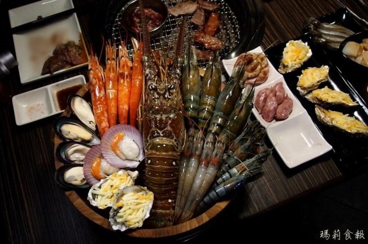 燒肉眾台中一中店 599元就能吃到飽 多種肉品海鮮無限量供應 台中燒肉