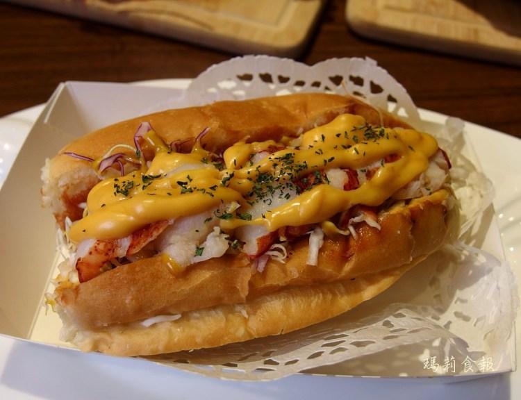 台中南屯 安可喬治美式餐廳 LORO系列 大口吃新鮮龍蝦荷包不煩惱