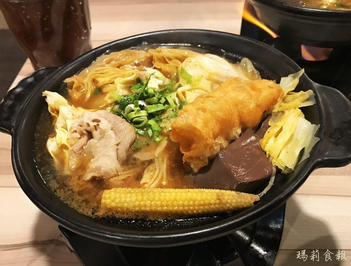 那個鍋一中店|一個人就能吃麻辣鍋 那個麵、飯還能吃到飽 北區美食(附菜單)