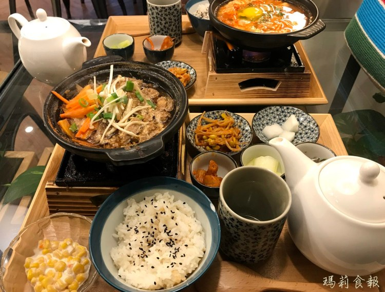 Mariko Kitchen 馬好客 平價韓式料理 韓國樂天百貨名店在一中夜市
