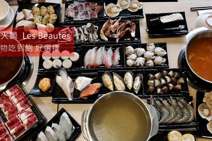 台中西區 漂亮火鍋 八種肉品二十多種海鮮 還有哈根達斯通通吃到飽 個人鍋物推薦