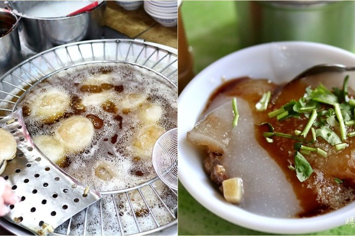 台中西區美食 水金肉圓(附菜單)70年老店肉丸皮Q肉餡紮實 鄰近台中二中