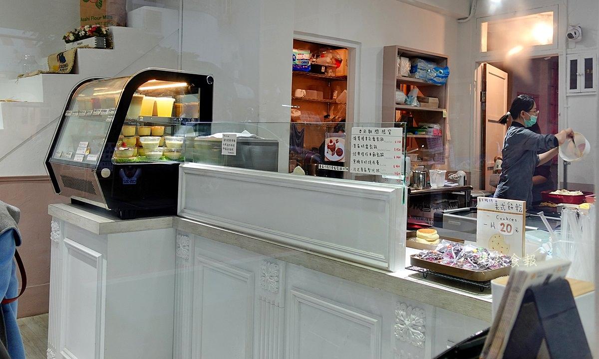 台中西區美食,日日鬆餅,日日鬆餅菜單,台中舒芙蕾,審計新村必吃,台中厚鬆餅
