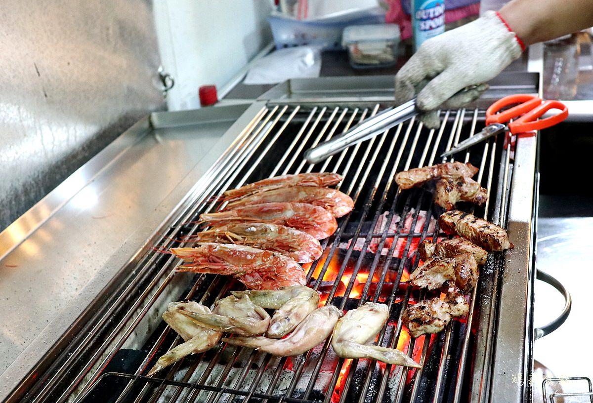 台中北區美食,米噹泰式碳烤,米噹泰式碳烤菜單,台中碳烤,台中泰式料理,一中商圈宵夜推薦