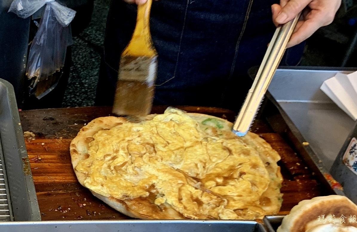 有間餅店,台中銅板美食,一中街美食,台中排隊小吃,台中北區美食,台中蔥油餅,台中月亮蝦餅,有間餅店菜單