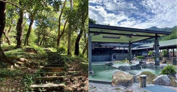 大板根一日遊|森林浴 露天溫泉SPA 娛樂知性兼具的親子遊 小旅行 新北三峽景點