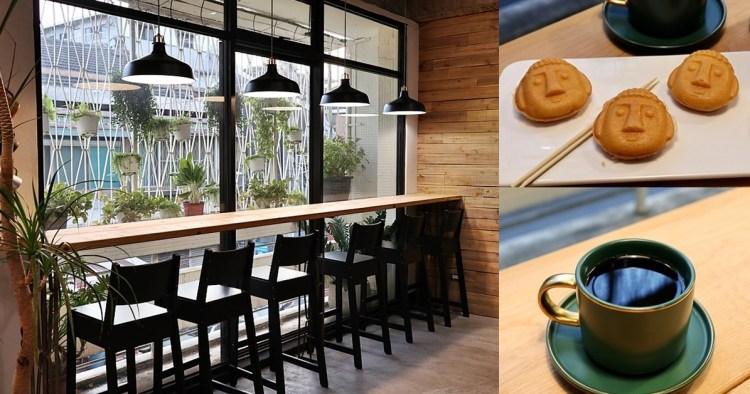 台灣惠蓀咖啡 平價的手沖咖啡 義式咖啡 可愛的大佛雞蛋糕必吃 鄰近審計新村 不限時咖啡店 台中西區美食