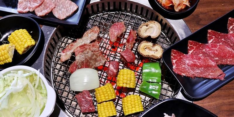 炭火燒肉工房沙鹿店 超過50種肉品海鮮無限開吃 台中燒肉吃到飽推薦 沙鹿美食 海線必吃 不收服務費