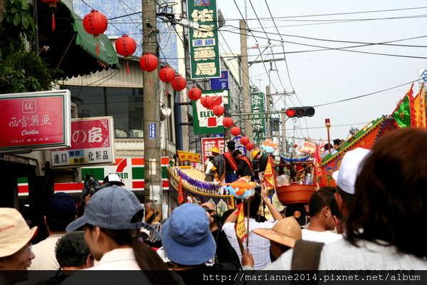 2006年西港慶安宮刈香祭典 (5).JPG