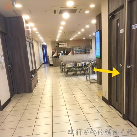 Super Hotel ス-パ-ホテル @新大阪東口 (16).JPG