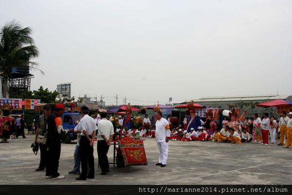 2006年西港慶安宮刈香祭典 (12).JPG