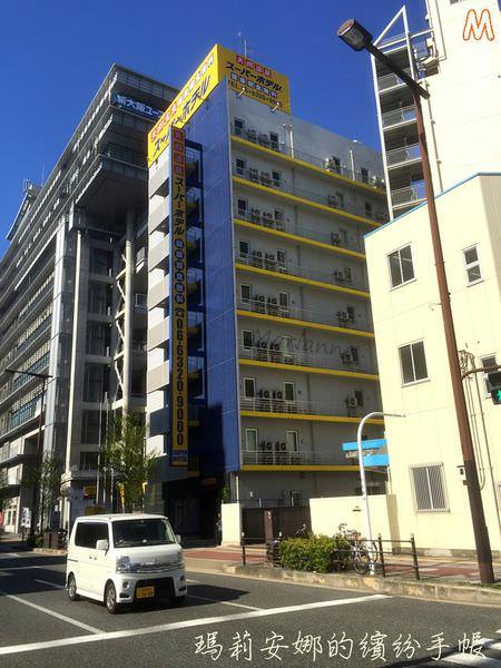 大阪住宿|Super Hotel ス-パ-ホテル  JR新大阪東口