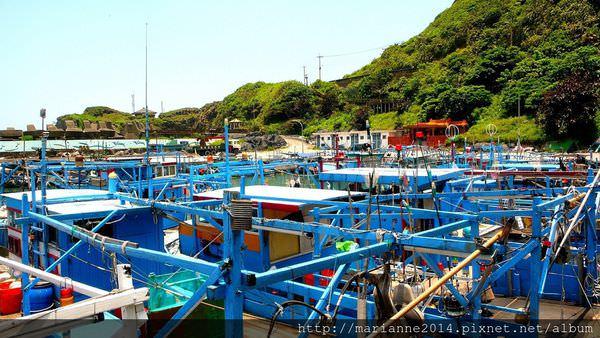 花蓮豐濱景點|大港口部落的碼頭邊