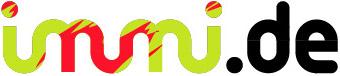 immi.de Logo - Dankeschön Artikel, Aufkleber und Lösungen für persönliche Themenbereiche