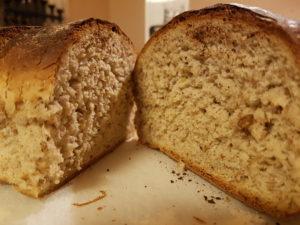 Bröd på vört och drav