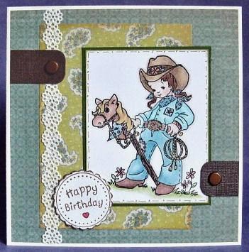 Sweet ebony Happy Birthday
