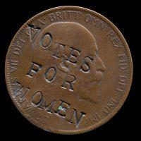 Il penny delle suffragette