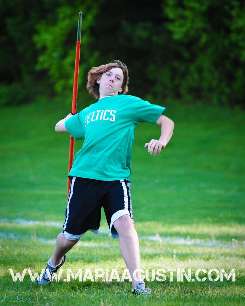 Mighty with a Spear - Minnechaug versus East Longmeadow Javelin (5/6)