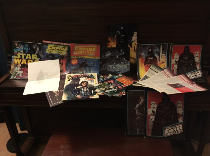 Star Wars Fan Club Memorabilia