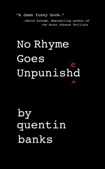 No Rhyme Goes Unpunished cover