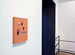 View exhibition. Detail