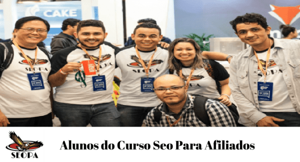 curso de marketing digital -Alunos do SEOPA