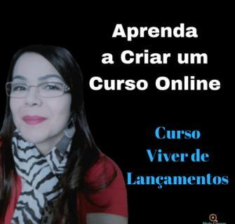Aprenda a criar um curso online com o Curso viver de lançamento da Karyne Otto