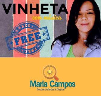 vinheta free com música - blog