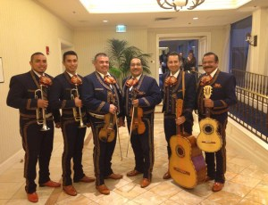 Performing At The SD Sheraton – Blue Suits