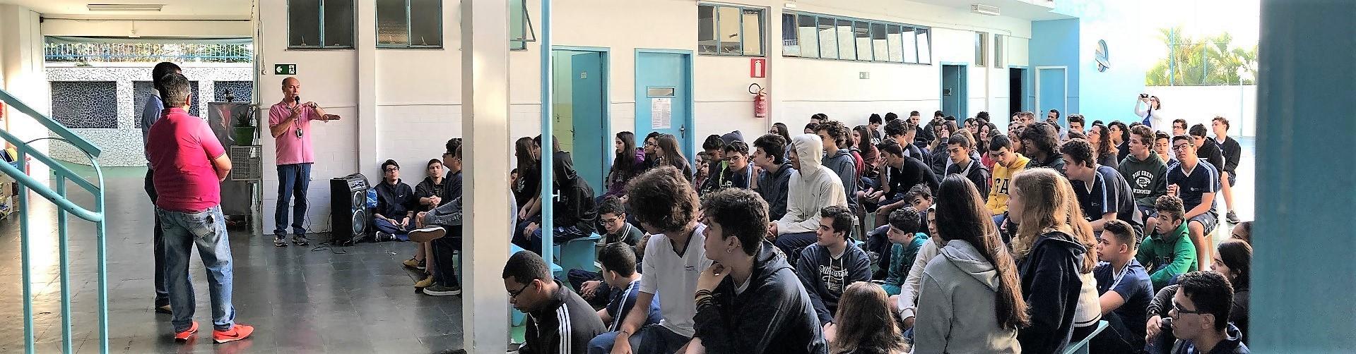 Fórum Estudantil Especial