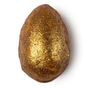 LUSH_Bomba de Sal de Banho - Golden Egg_R$27,00