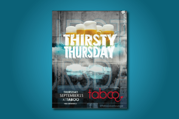 Taboo-Thirsty-Flyer