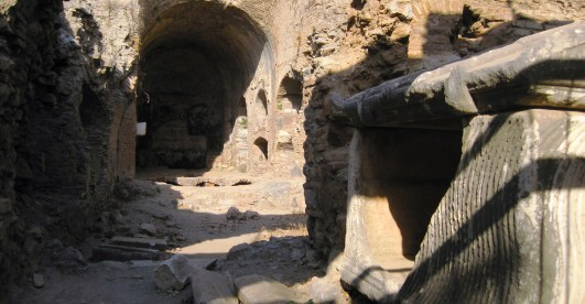 Cave of the 7 Sleepers