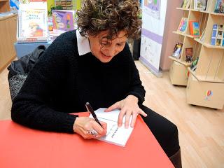 María del Mar Rodilla Firmando