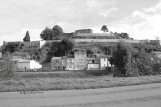 Château de Mauléon, les Deux-Sèvres dimanche 20 octobre 2013.