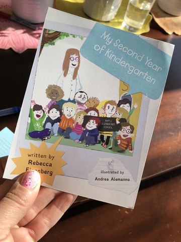 Book Review-My Second Year of Kindergarten - mariadismondy.com