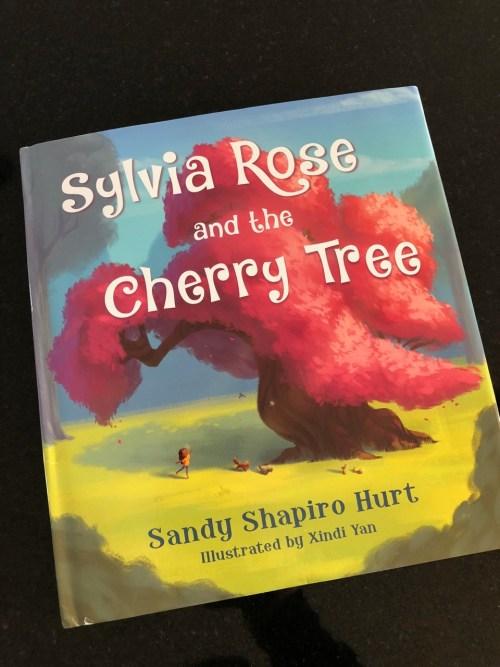 Book Review-Sylvia Rose and the Cherry Tree - mariadismondy.com