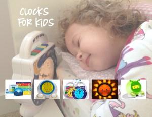 Clock for Kids - mariadismondy.com