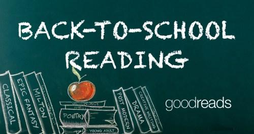 Goodreads Back-To-School - mariadismondy.com