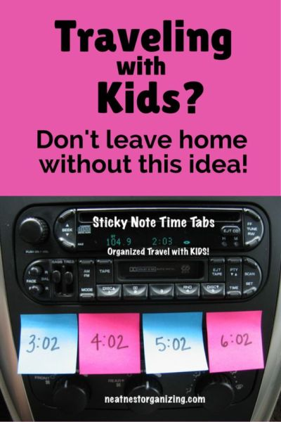 How to Take a Road Trip with Your Children2