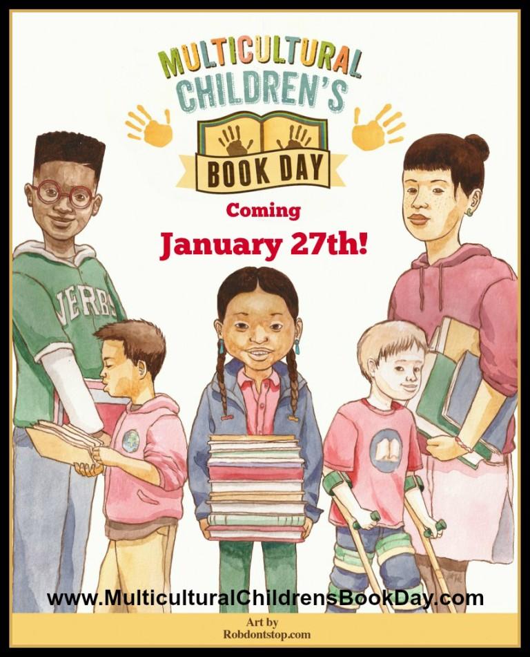 Multicultural Book Day - mariadismondy.com
