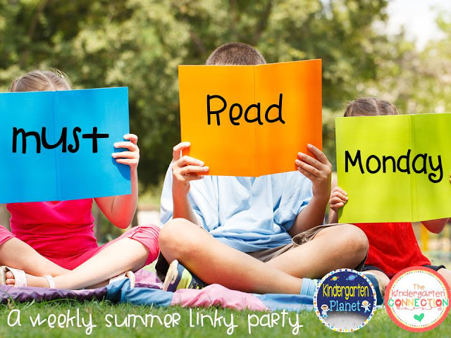 Must Read Mondays-A Weekly Summer Linky Party