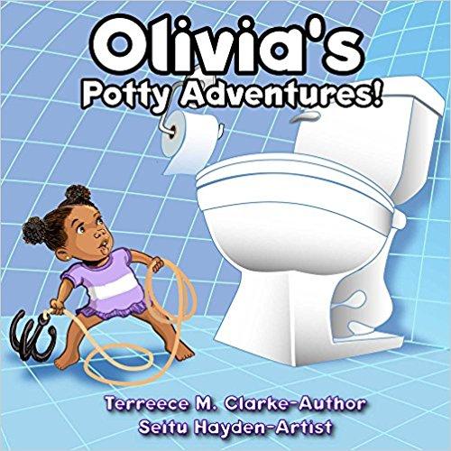 Book Review-Olivia's Potty Adventures! - mariadismondy.com