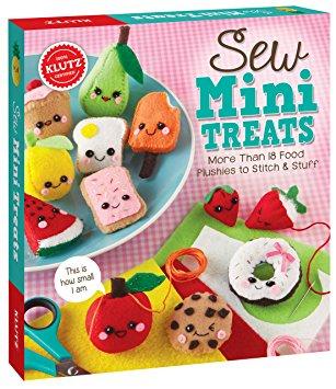 Sew Mini Treats - mariadismondy.com