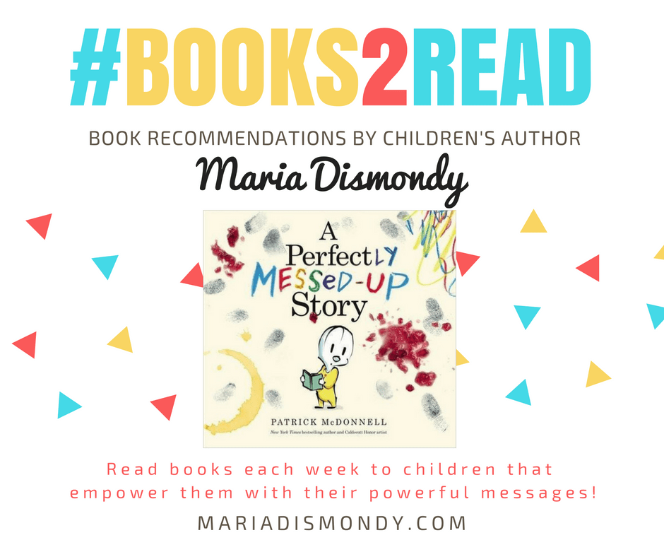 #TakingCareThurs-A Perfectly Messed-Up Story #books2read - mariadismondy.com